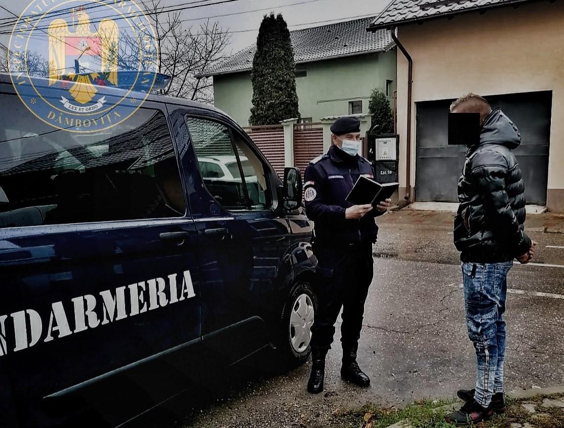 Jandarmii au continuat verificările pentru respectarea normelor de protecție sanitară în context epidemiologic