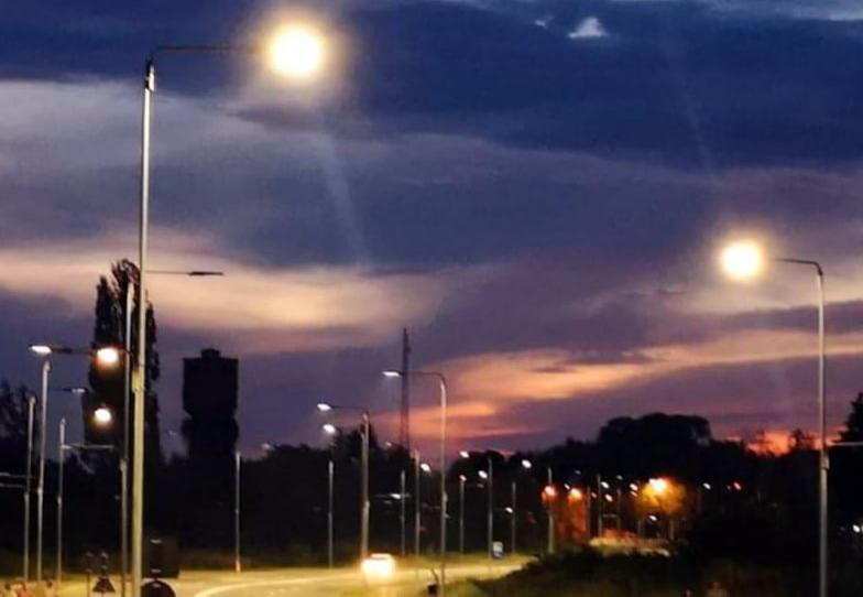 Continuă proiectul de modernizare, pe fonduri europene, a sistemului de iluminat public din municipiul Târgovişte