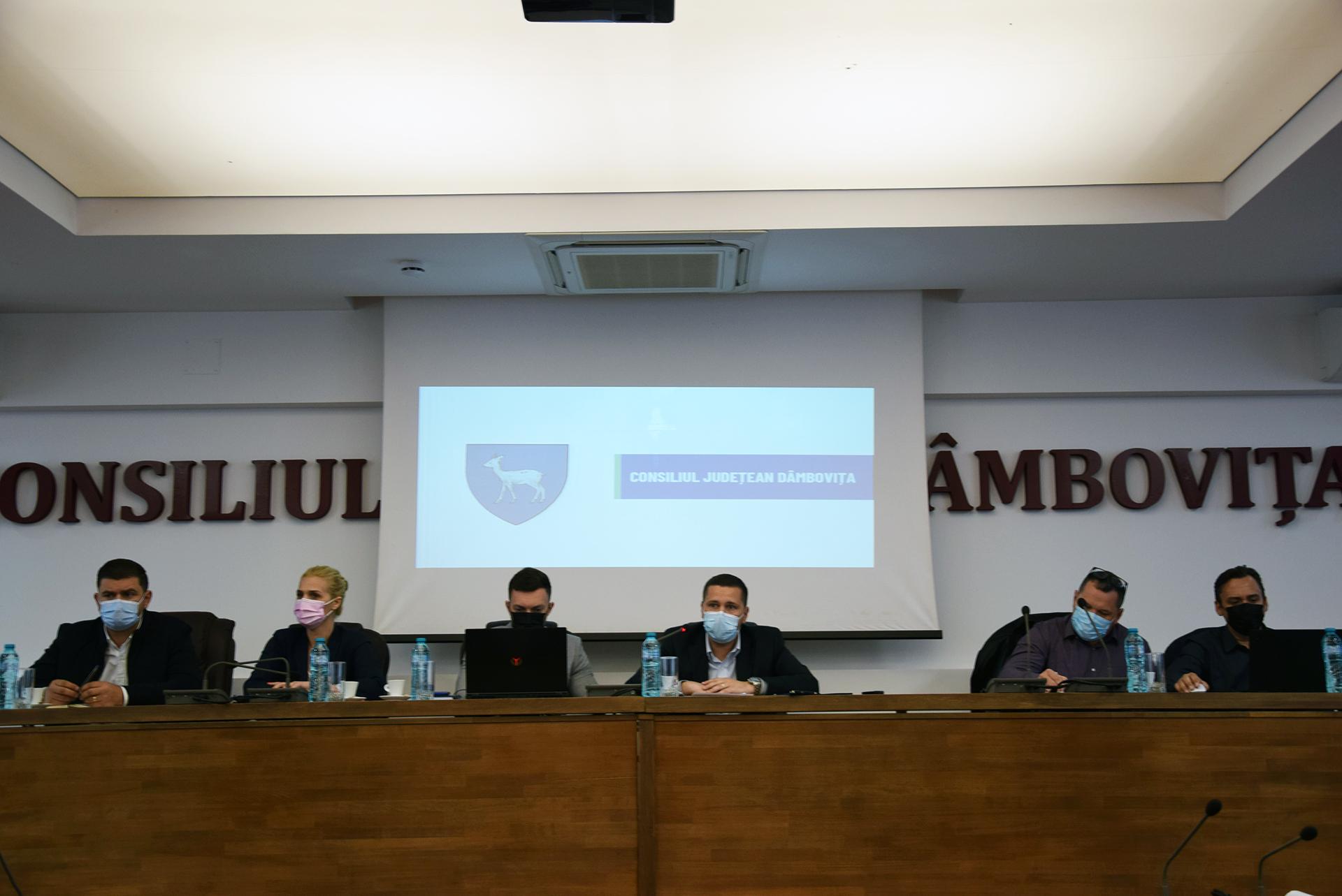 Drumul expres Găești – Ploiești, obiectiv de importanță strategică națională, în dezbatere la CJ Dâmbovița