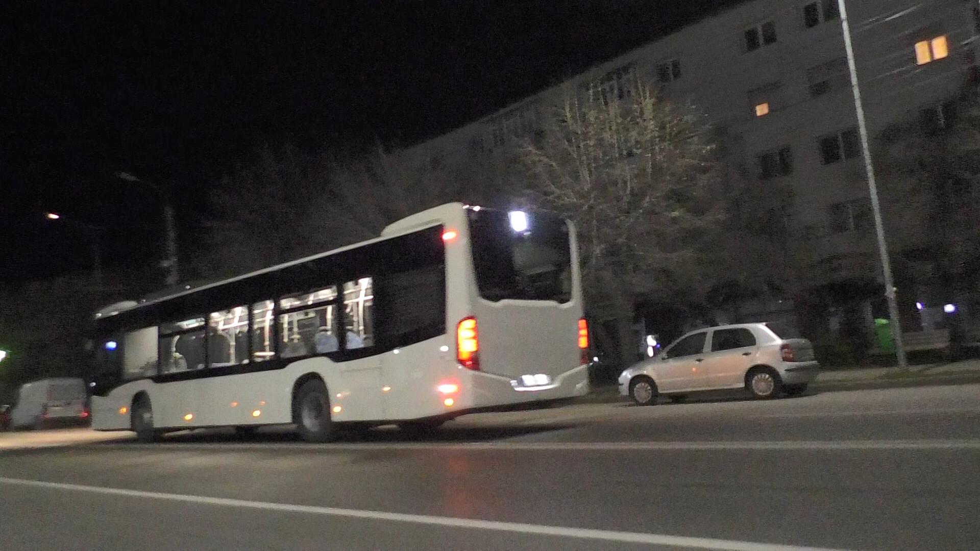 Începând din 13 aprilie 2021, cele 28 de autobuze Mercedes-Benz Citaro Hybrid circulă pe traseele din Târgoviște
