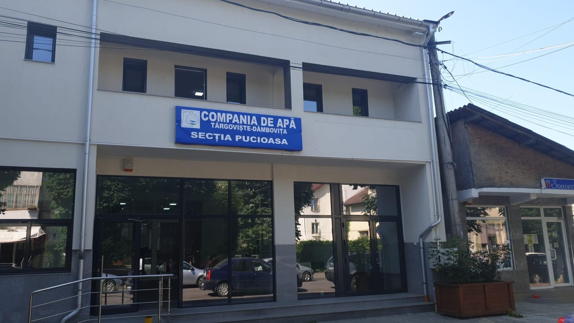 Compania de Apă Târgoviște Dâmbovița vine in sprijinul cetățenilor din Pucioasa facilitând accesul consumatorilor la orice informații cu privire la serviciile oferite